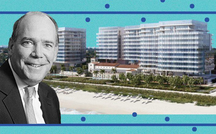 Thompson Dean and The Four Seasons Residences at the Surf Club (Four Seasons)