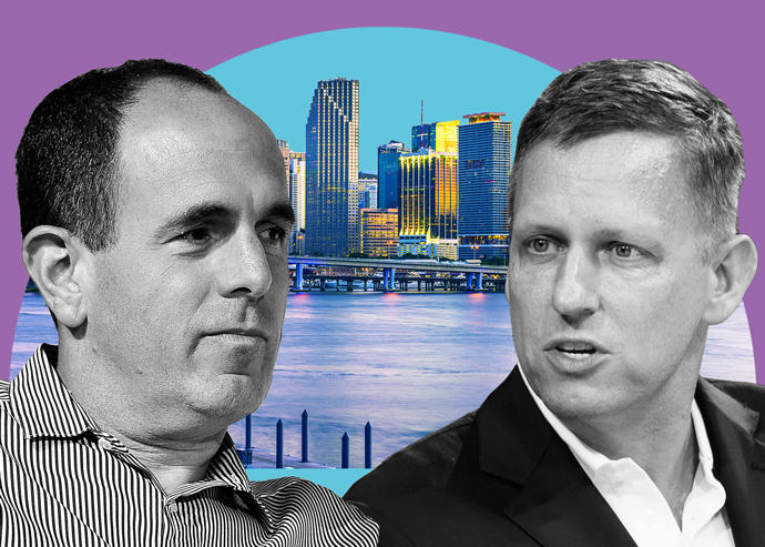 Founders Fund To Open Miami Office