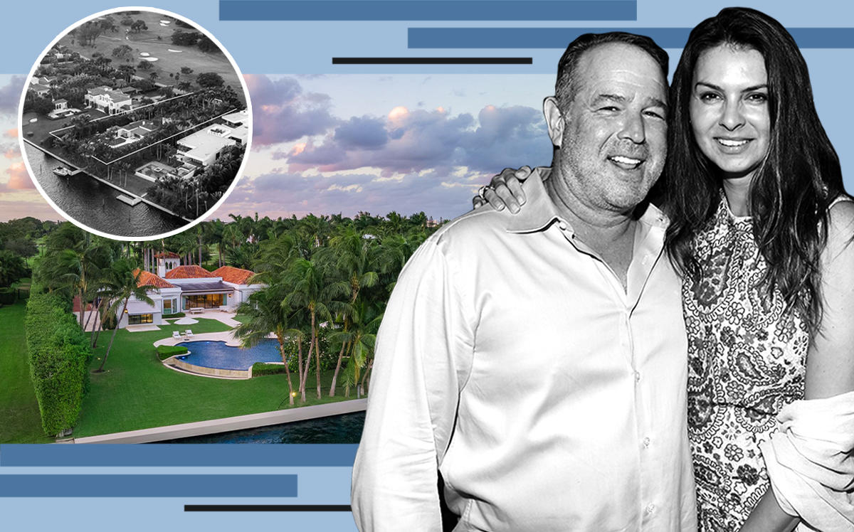 29 Indian Creek Island Road with Gary and Barbara Siegler (Lifestyle Production Group, Patrick McMullan/Getty)