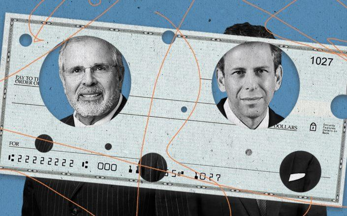 Russell Galbut and Michael S. Liebowitz (iStock)