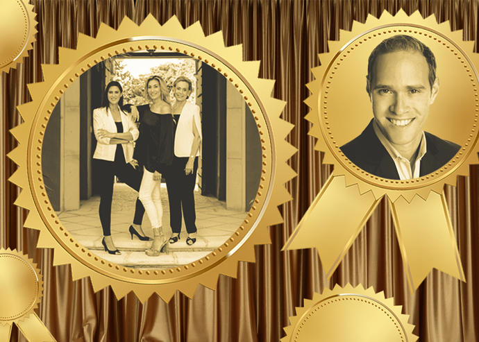 Michael Martinez, Abaunza Group Take Top One Sotheby's Awards