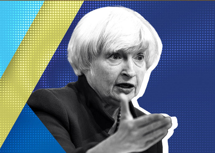 Yellen: Treasury to Invest B in Community-Based Lenders