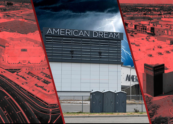 American Dream Owner to Lose Stakes in Other Malls