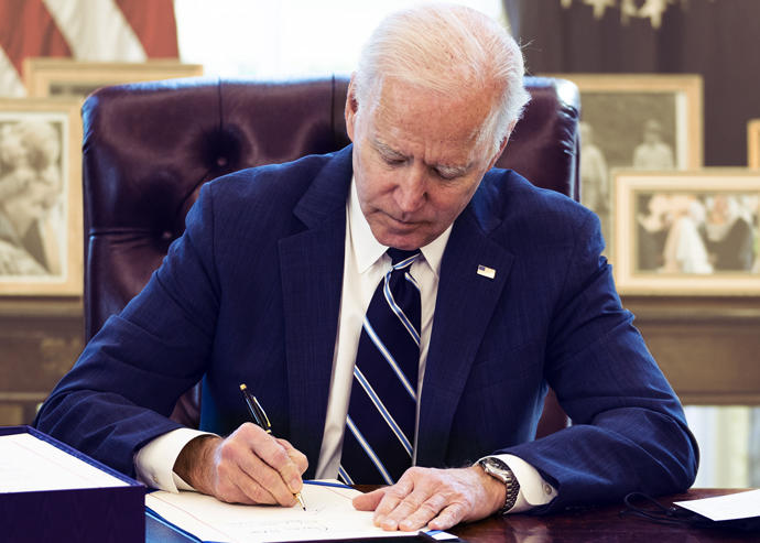 Biden Stimulus Package Includes Renter, Mortgage Aid