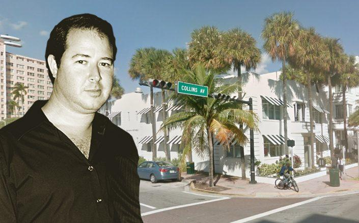 Greg Mirmelli with 800 Collins Avenue (Google Maps)