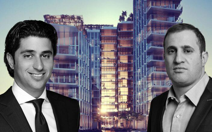Josh Wander purchased a $8 million penthouse in Michael Stern's Monad Terrace. (JDS, Monad Terrace, 777 Partners)
