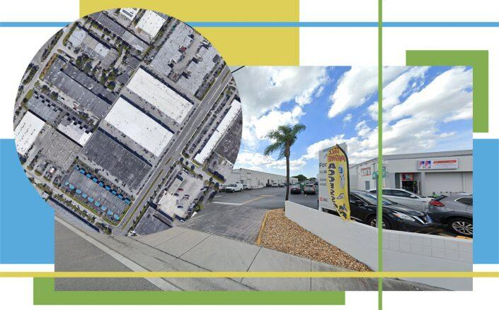 Airport Trade Center at 3108 NW 72nd Avenue (Google Maps)