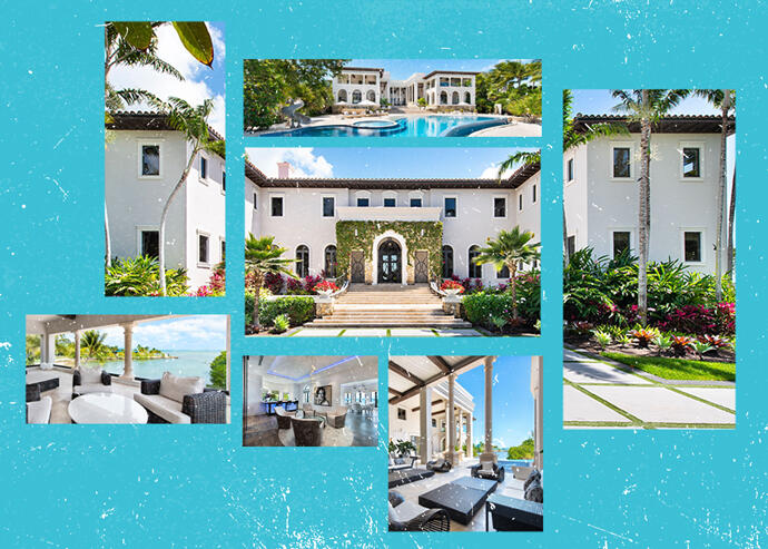 Former investment banker spends record $29M for Tahiti Beach estate