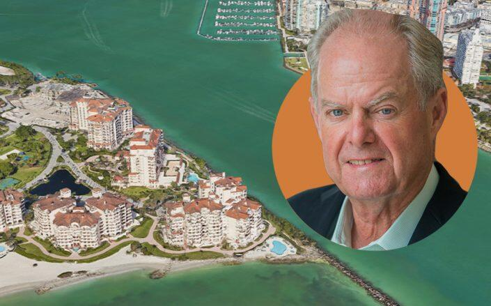 Manny D. Medina and Oceanside at Fisher Island (Google Maps)