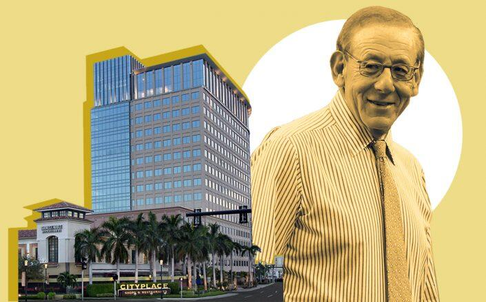 CityPlace Tower and Related Companies founder Stephen Ross (Related, Getty)