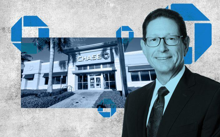 The JP Morgan Chase North Miami branch and attorney Howard DuBosar