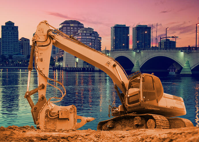 South Florida Residential Construction Starts Surge in April