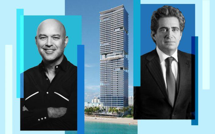 Nick Woodhouse and Jeffrey Soffer and Turnberry Ocean Club (Linkedin, Fontainebleau, Turnberry)