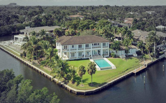 The Coral Gables property (Compass / One Sotheby's)