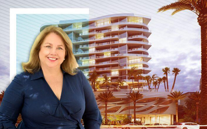 Compass took over sales of Verzasca Group's Aurora condo tower in Sunny Isles Beach.