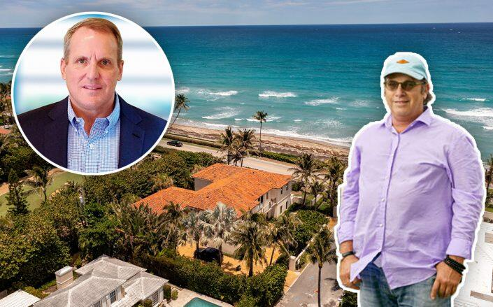 Does it come with a home theater? IMAX director buys oceanfront Palm Beach house for $29M