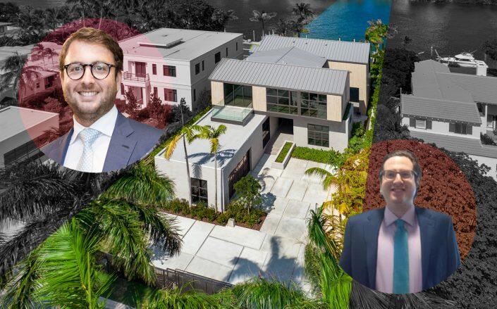 The Allison Island spec home with James Curnin and Adam Wyden (LPG, Columbia Business School)