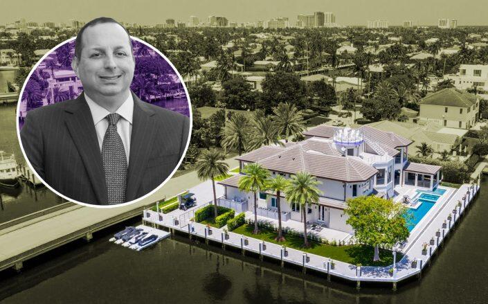 Alan Jay Wildstein and the waterfront house (Alan Jay Automotive Network, Elmes Group Waterfront Estates)
