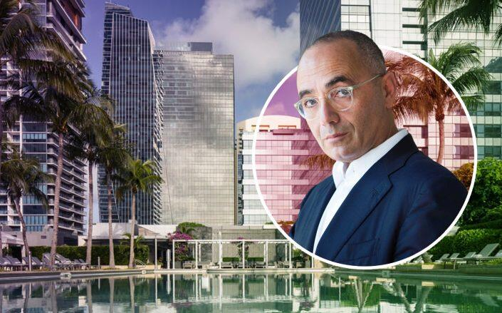 Nadim Ashi of Fort Partners with the hotel (Four Seasons, Fort)