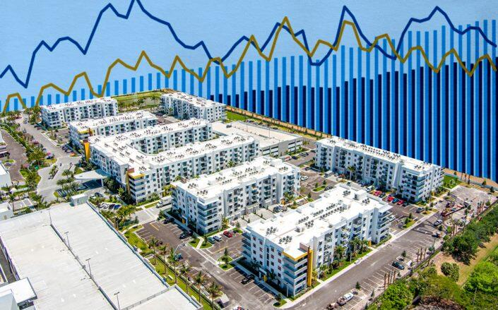 Apartment rents soar 8% year-over-year amid pent-up demand: report