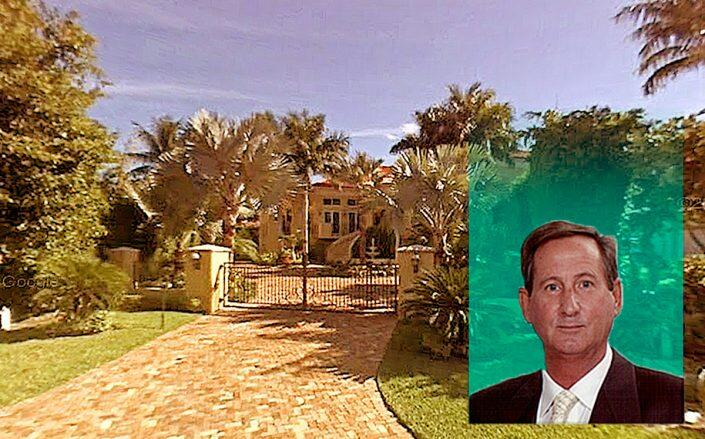 South Miami-Dade developer Wayne Rosen sells waterfront Coral Gables home for $7M