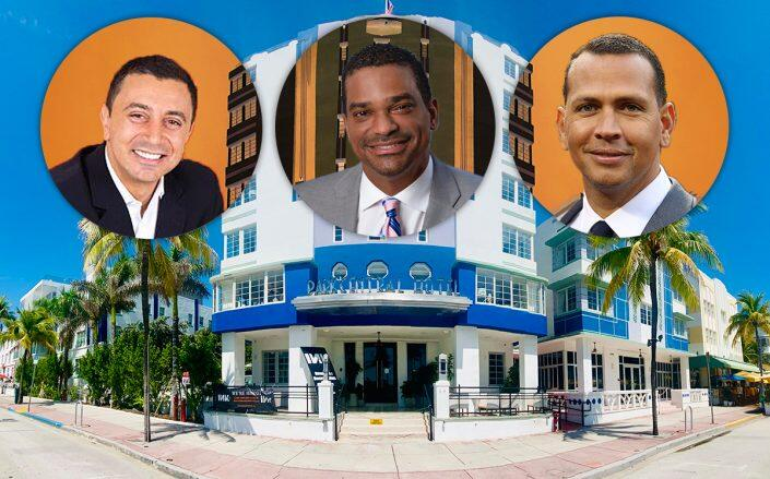 Hospitality fund that counts A-Rod among investors buys renovated Ocean Drive hotel