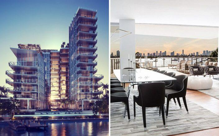 A unit at Monad Terrace was the top sale last week