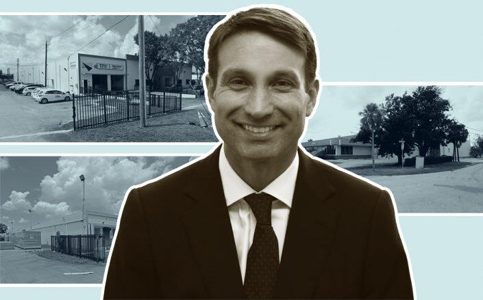 Longpoint Managing Partner Dwight Angelini and the properties