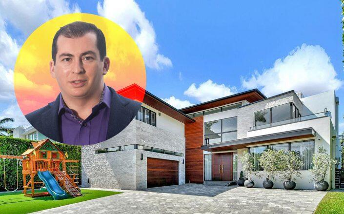 JetSmarter Co-Founder Gennady Barsky and the $8 million home