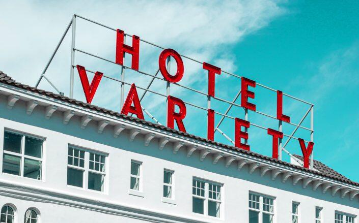 The Variety Hotel (Getty)