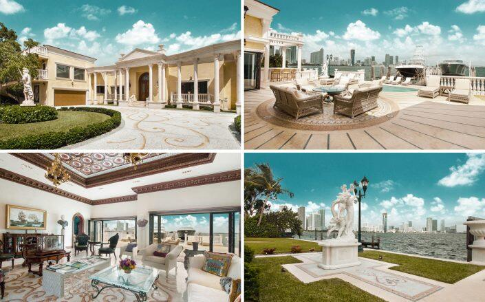 The Venetian Islands home (One Sotheby's International Realty)