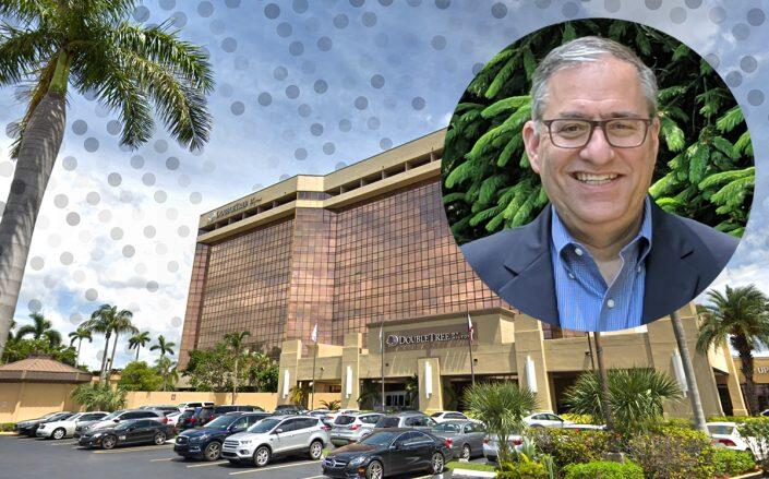 Foreclosure lawsuit targets DoubleTree hotel near Miami International Airport