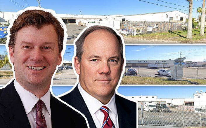 Highbrook Investors buys three Miami-Dade warehouses for $33M