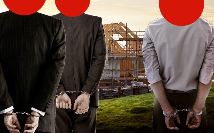 Trio charged with defrauding real estate investors out of $155M