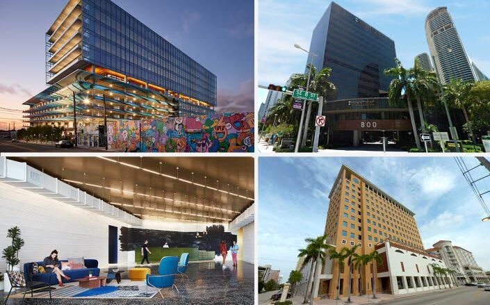 Lease roundup: Slalom opens first South Florida office in Wynwood, 10 tenants sign at 800 Brickell