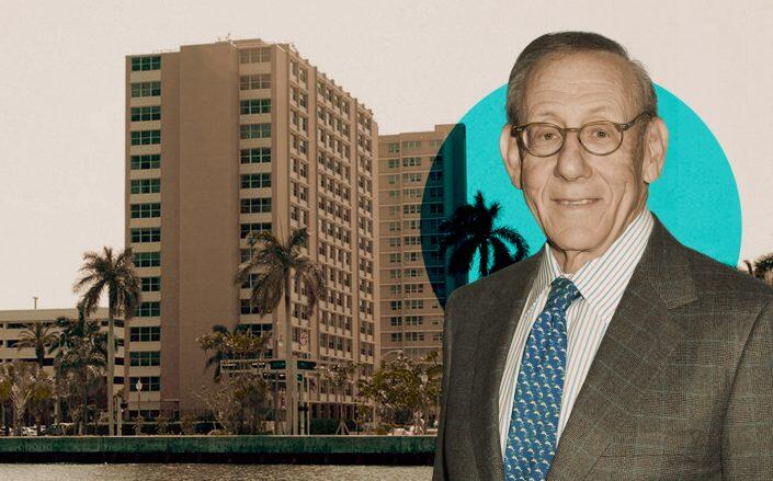 Related Chairman Stephen Ross with St. James Residences in West Palm Beach (Getty, St. Andrews and St. James)