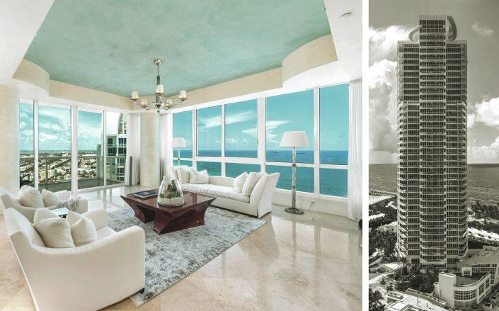 A unit in Continuum South Beach was the top sale last week (Luxhunters for ONE Sotheby's International Realty)