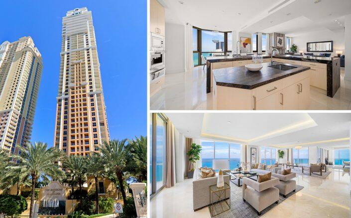 $10M closing of Mansions at Acqualina tower suite tops weekly condo sales