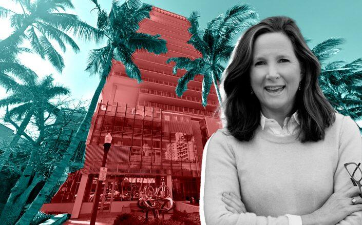 Barry Sternlicht's ex-wife buys condo at Glass in South Beach