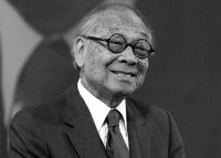 I. M. Pei (Credit: Getty Images)
