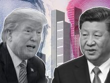 US President Donald Trump and Chinese President Xi Jinping (Credit: Getty Images and iStock)