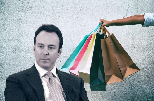 Sears CEO Edward Lampert (Credit: Getty Images and iStock)