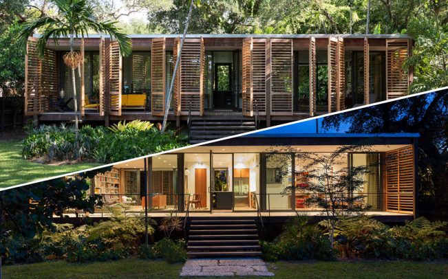 The award-winning minimalist Miami home hits the market for the first time