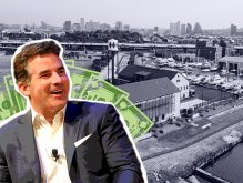 Kevin Plank and Port Covington in Baltimore