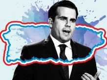 Puerto Rico Governor Ricardo Rosselló (Credit: iStock and Getty Images)