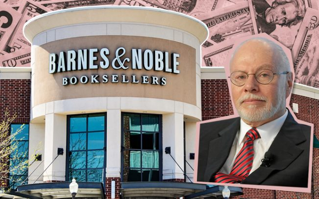 Paul Singer's Elliott Management Sets Date With Barnes & Noble