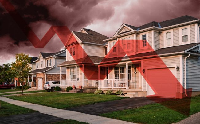 Mortgage rates are falling (Credit: iStock)