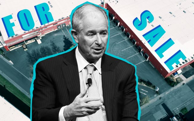 Blackstone CEO Stephen Schwarzman (Credit: Getty Images, iStock)