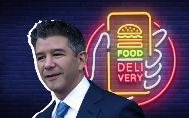 Uber founder Travis Kalanick (Credit: Getty Images and iStock)