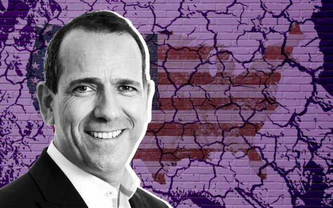 Purplebricks CEO Vic Darvey (Credit: iStock)
